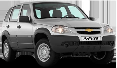 Автомобиль Сhevrolet NIVA