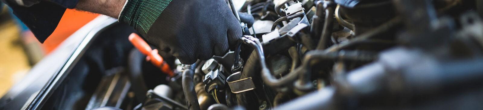 Капитальный ремонт бензиновых двигателей