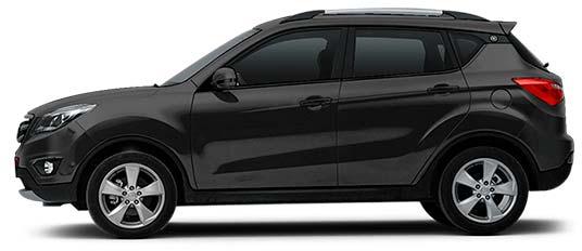 Changan CS35 - цвет Черный