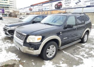 Ford Explorer, 2008 год